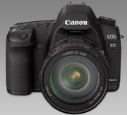 Brand New Camera canon 5d mark 2