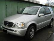 Mercedes-Benz ML-350,  2004 г.в.
